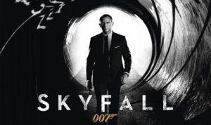 รีวิวภาพยนตร์ Skyfall